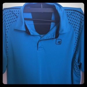And1 golf polo